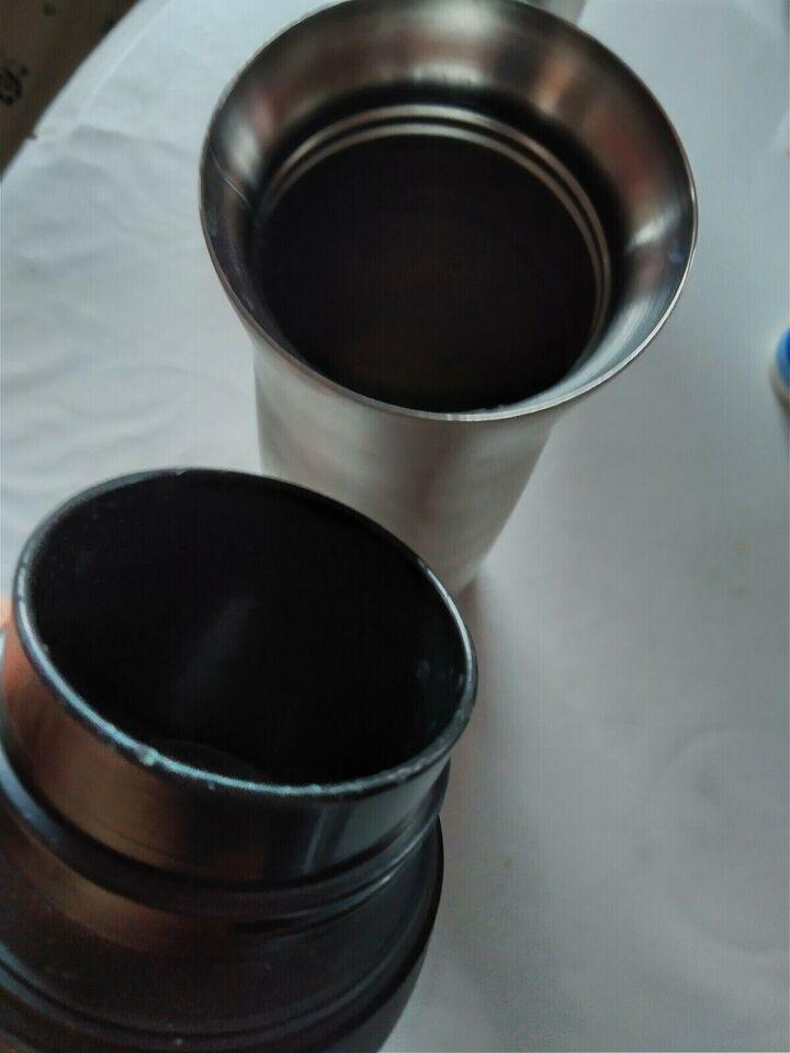 Rustfrit stål, thermokande, BODIUM