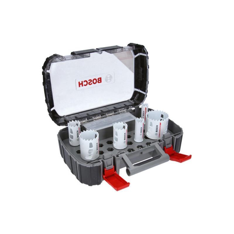 Bosch HM Hartmetall Lochsägen Set Satz Endurance for Heavy Duty 8 tlg 2608594184