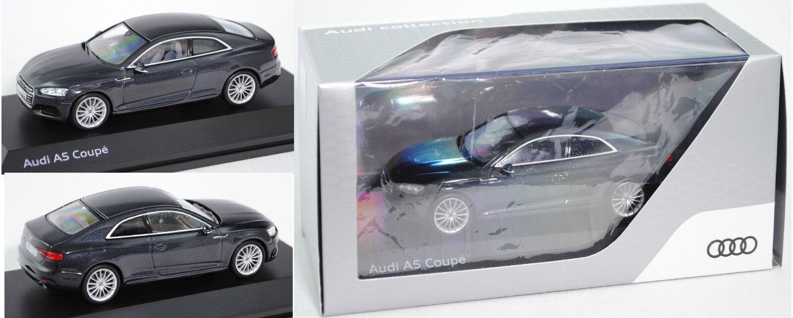 Minimax 5011605433 audi a5 coupé (type 9 T) manhattengris 1 43 publicitaires boîte