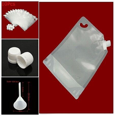 environ 907.17 g 10 Ballon de sacs pour l/'Alcool Bateau de croisière coureurs rhum liqueur introduire alcool vin 32 oz