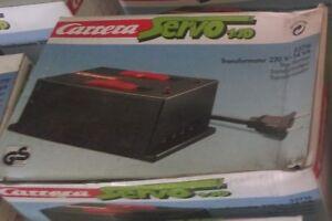 Carrera-Transformator-53716-Servo-140-220V-14VA-80er-Jahre