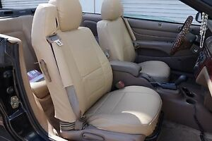 Image Is Loading Chrysler Sebring Convertible 1995 2010 Iggee S Leather