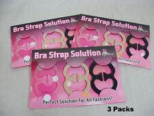 9 PCS Clips Perfect Adjust Bra Clasp Strap Clip Cleavage Control Buckle #7091