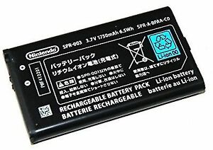 Check nintendo 3ds xl battery replacement spr 003 ebay check nintendo 3ds xl battery replacement spr 003 publicscrutiny Gallery