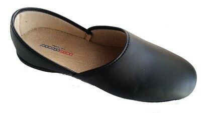 Slippers New Men's Barbo Zerostress #4206 Opera Leather Slippers Clothing, Shoes & Accessories Made In Canada At Any Cost