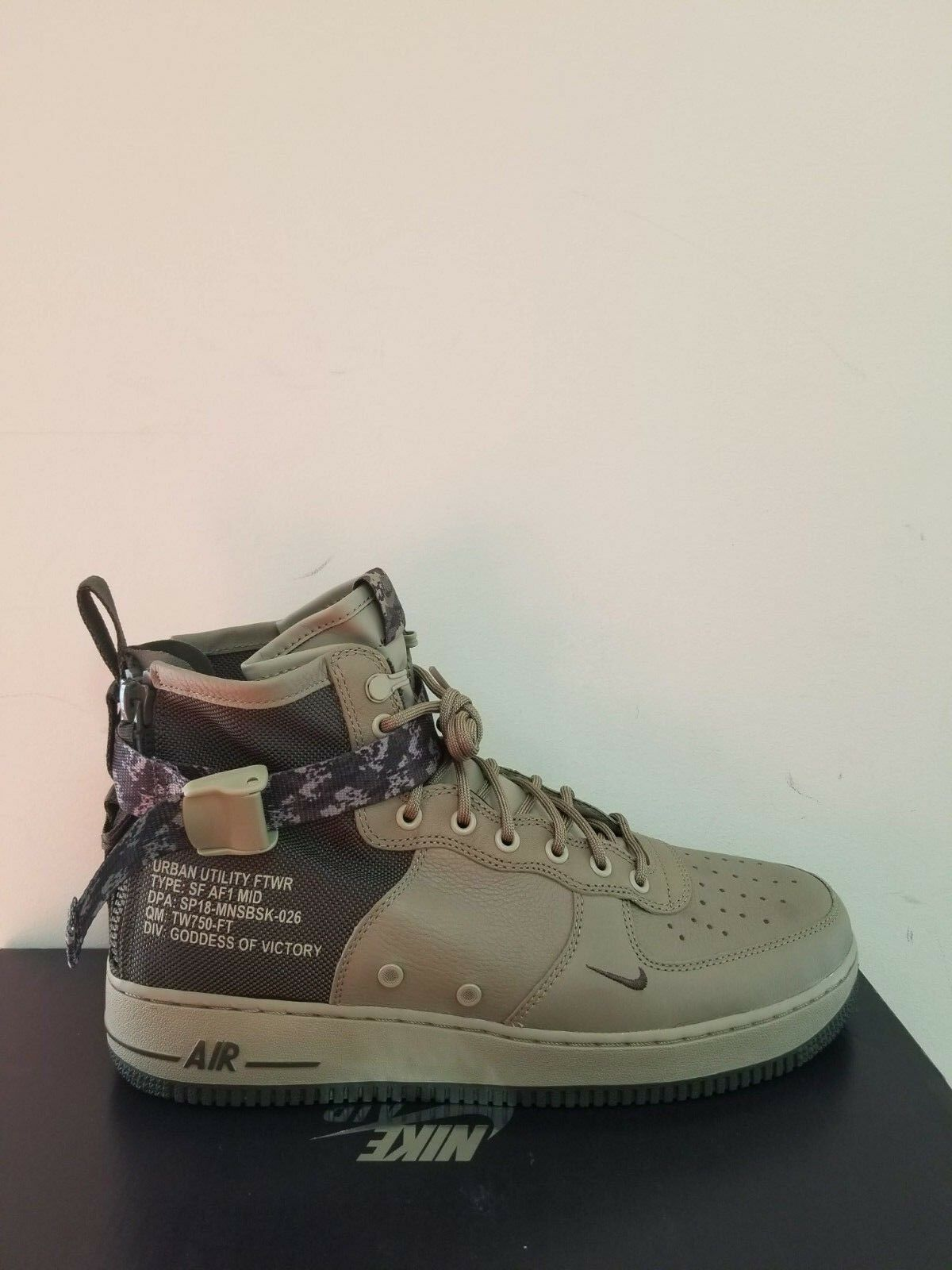 Nike Men's SF-AF1 Mid Casual shoes Size 8.5 NIB