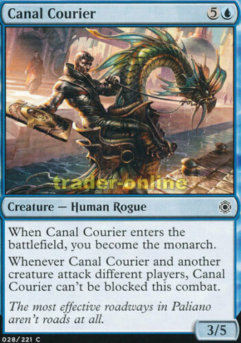 take the Crown Magic 4x Canal Courier canal Courier Conspiracy