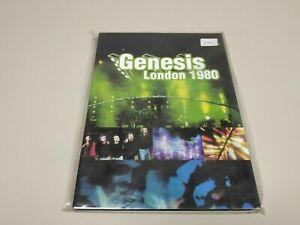 JJ8-GENESIS-LONDON-1980-MAY-1980-NUEVO-DVD-REPRECINTADO-RARE