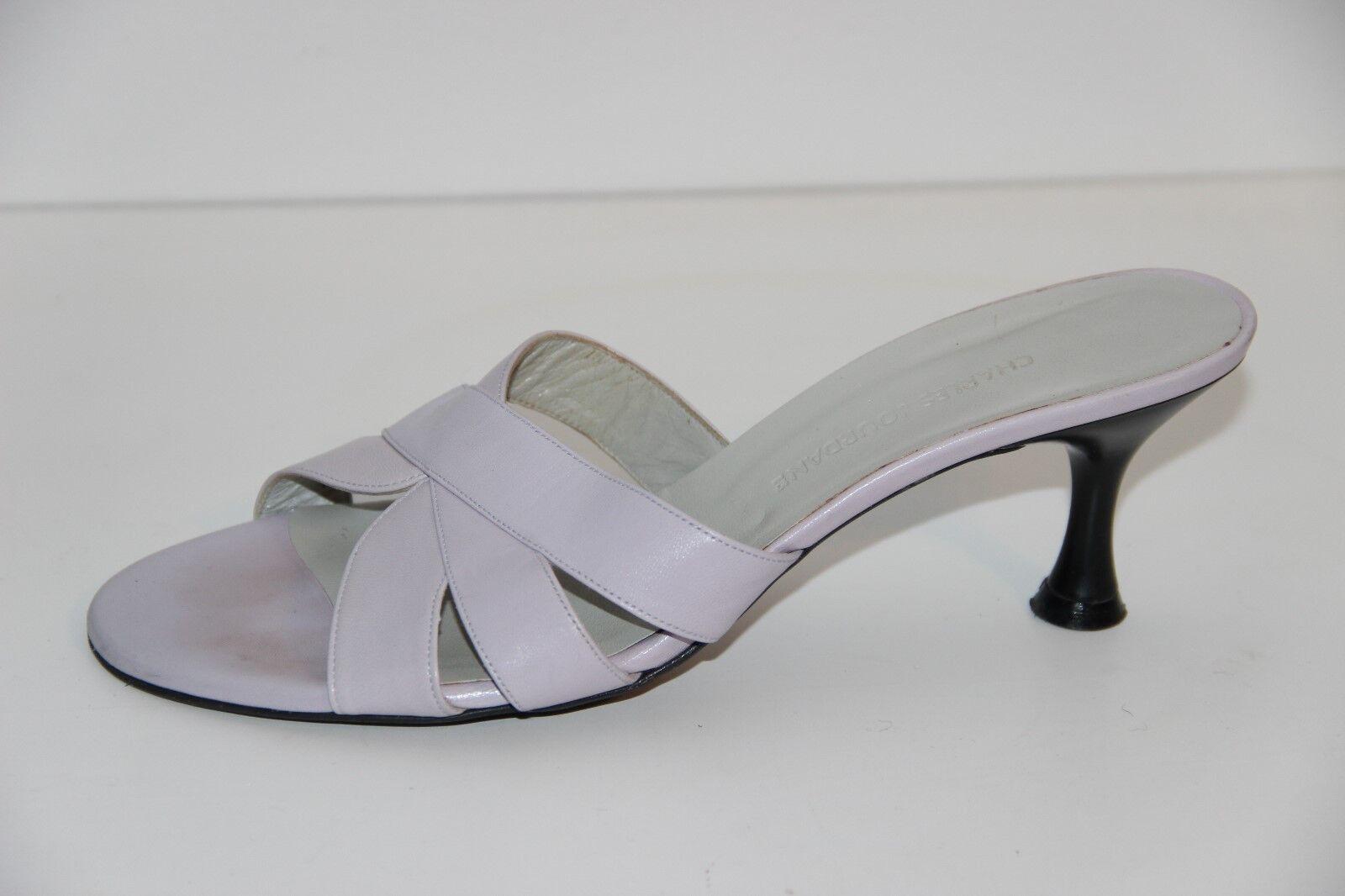 Sandalias sandalias pumps-púrpuras -    Charles Jourdan  - talla 39  online barato