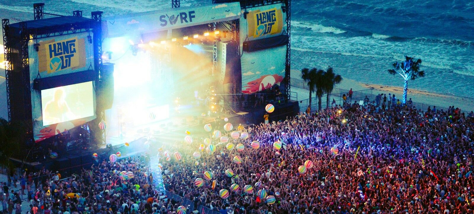 Hangout Music Festival 3 Day Pass Tickets (May 18-20)