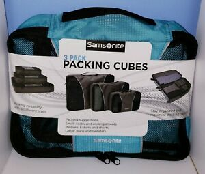 Samsonite-3-Piece-Packing-Cube-Set-Blue-Luggage