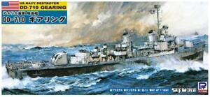 PIT-ROAD-1-700-SKY-WAVE-US-NAVY-DESTROYER-DD-710-GEARING-Model-Kit-w-Tracking
