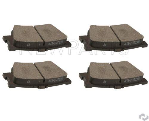 For Rear Brake Pad Set Genuine 04466-AZ107 for Toyota RAV4 2006-2017