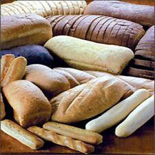 Cocina los alimentos starter paquete de muestra bread/dough harina Improver 4 máquina Makers