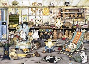 Ravensburger-14135-crazy-chats-dans-le-terreau-hangar-adultes-500-piece-jigsaw-puzzle