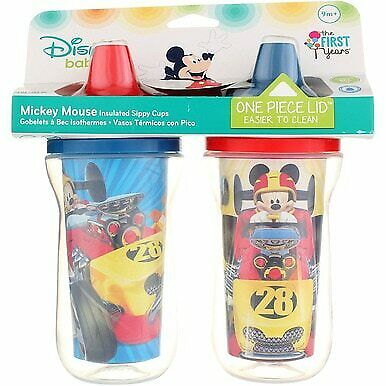 9 oz The First Years Disney Spoutless Cup Mickey Mouse