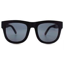"""NEW QUAY Black """"MAXIMUS"""" Unisex Squared Sunglasses -SALE"""