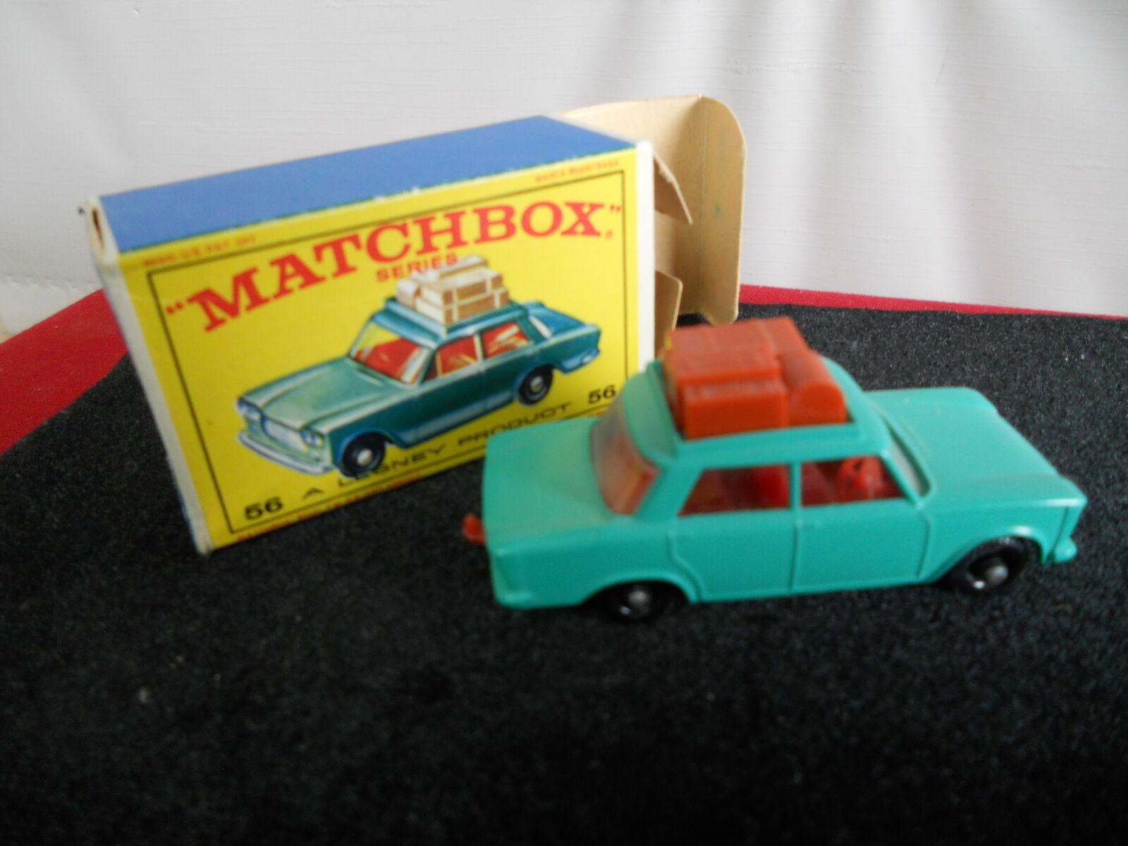 Matchbox Lesney NOS Fiat 1500