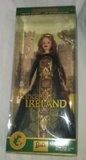 Princess Of Ireland 2001 Barbie Dolls of the World