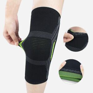 Antislip-Nylon-High-Elastic-Breathable-Sports-Knee-Pad-For-Fitness-Running-Gym