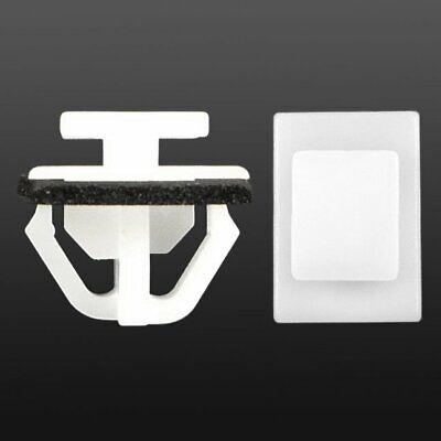 Body Side Moulding Clip Retainer W// Sealer For Hyundai Kia 87756-2E000 QTY 20