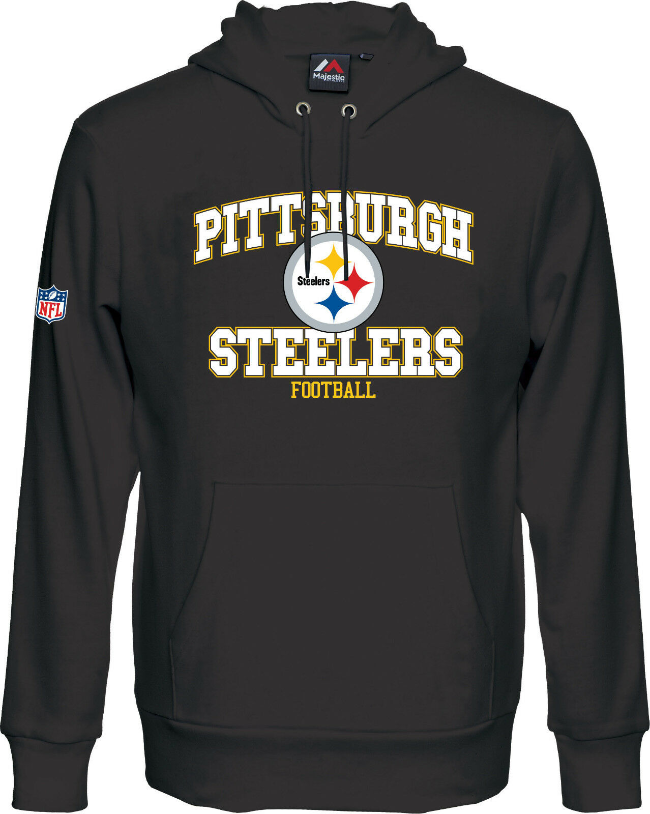 NFL Football PITTSBURGH STEELERS Hoody Hoody Hoody Kaputzenpullover Greatness hooded Sweater bef7b6