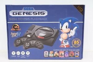 SEGA-Genesis-Flashback-Console-with-85-Built-In-Games-HDMI