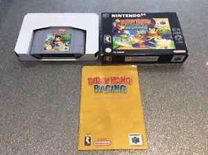 Nintendo 64 N64  Diddy  Kong Racing