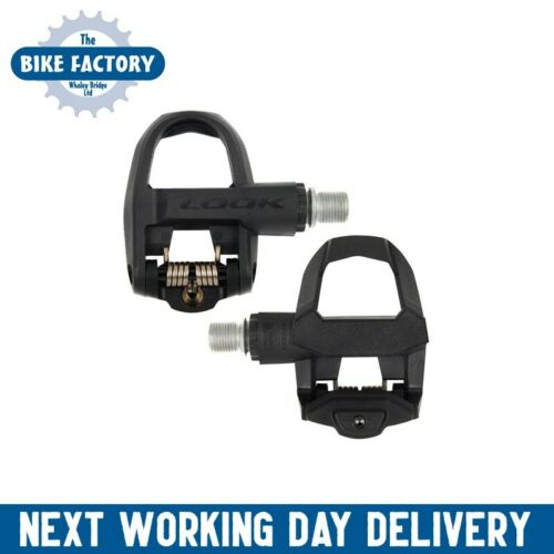 Road Bike Pedals – Look Keo Classic 3 Fast Postage Clipless Pedals Black