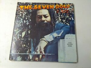 U-Roy-The-Seven-Gold-Vinyl-LP-REGGAE-DANCEHALL