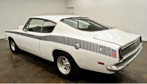 Custom AAR Style Stripe Kit stripes for 1967 1968 1969 Plymouth Barracuda  Cuda