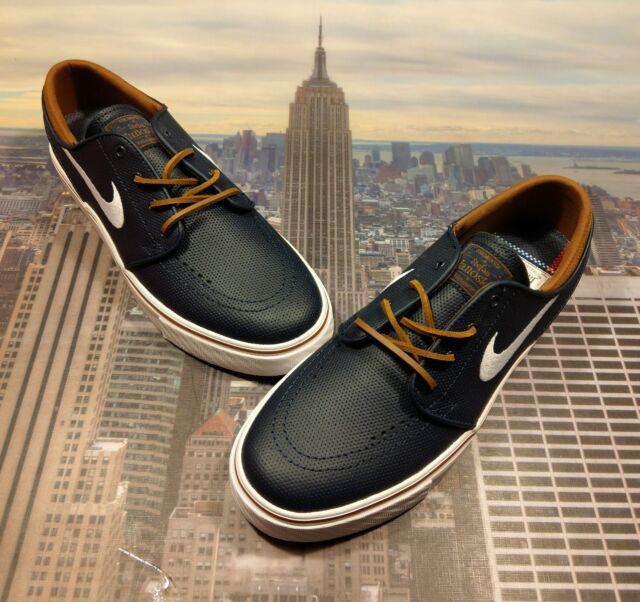 online store 347e6 64319 Nike Zoom Stefan Janoski OG Obsidian White-Rustic-White Men s Size 6 833603