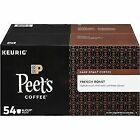 Peet's Coffee Dark French Roast Keurig K-Cup Pods (54 Count)