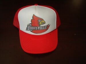 450eb0a1 Image is loading LOUISVILLE-CARDINALS-NEW-ERA-SCRIPT-NEW-VINTAGE-90-