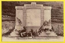 CPA Rare 06 - L'ESCARÈNE (Alpes Maritime) MONUMENT aux MORTS 1914 -1918 Mémorial
