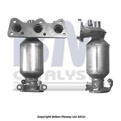 BM91533H Type Homologué Pot Catalytique//Cat pour VW Polo