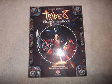 Tribe 8 RPG Player's Handbook 2nd Ed