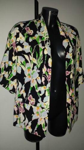 ** MISS SELFRIDGE ** Stampa Floreale Giacca orientali kimono DUSTER RETAIL £ 55,00