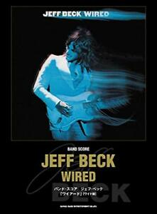 Jeff-Beck-Wired-Japan-Band-Score-Sheet-Music-Not-Including-Goodbye-Pork-Pie-Hat