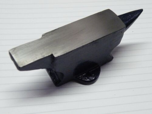 Mini Anvil ideal for Jewellery and small metal work in hobbies model making  231