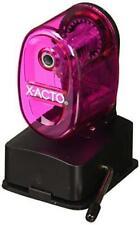 X Acto 1178 Bulldog Vacuum Mount Manual Pencil Sharpener Assorted Colors