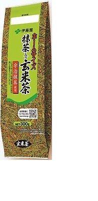 Itoen home size Genmai cha roast rice tea with Matcha 300g japan free shipping