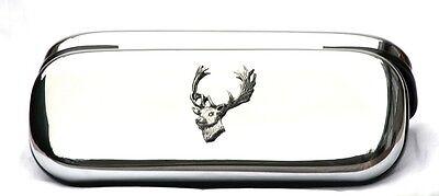 Fallow Deer Design Pen Case /& Ball Point Big Game Shooting Gift FREE ENGRAVING