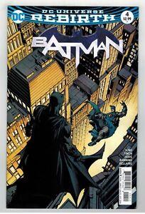 DC 2016 Free Combine Shipping Batman #3 Finch Variant