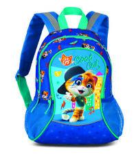 44 Cats Kinder Rucksack Backpack Royalblau 35 cm 20627-0500 Fabrizio Kids