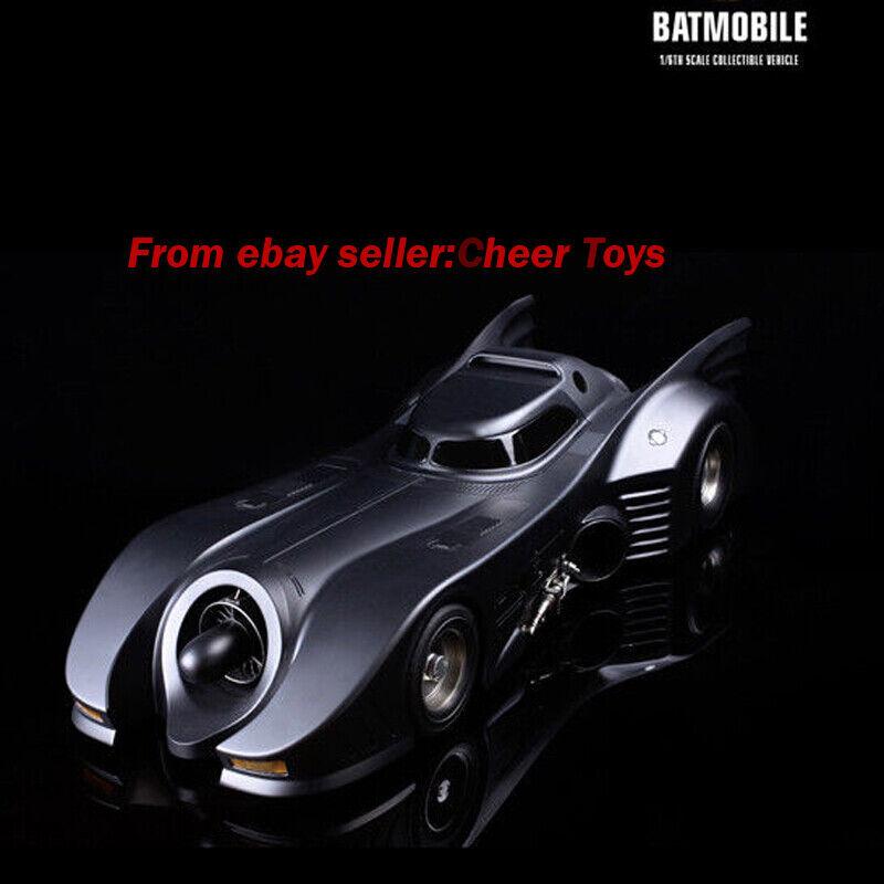 1989  Batmobile Vehicle MMS170 Perfect nuovo caliente giocattoli 1 6 Batuomo  ultimi stili