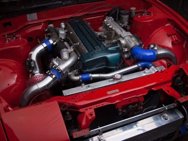 CXRacing Engine Mounts Swap Kit For 89-98 Nissan 240SX S13 S14 S15 2JZ-GTE