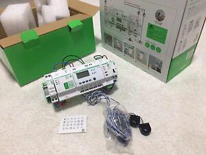 Schneider Installation Compteur Em5 Chauffage Climatison Circuit Prise neuf