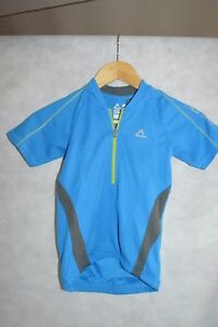 MAILLOT-VELO-VTT-DARE-2B-TAILLE-7-8-ANS-JERSEY-BIKE-MAGLIA-BICI-CYCLING-WEAR