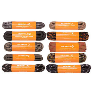 Merrell Laces for Boots and Shoes